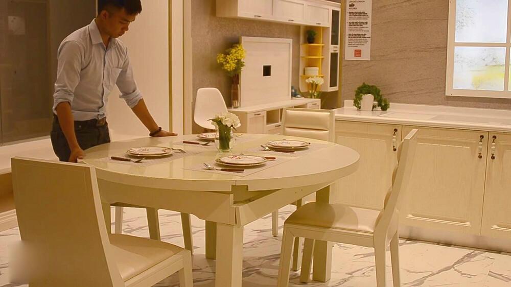 Có nên sử dụng mẫu bàn ăn thông minh hay không? - 5
