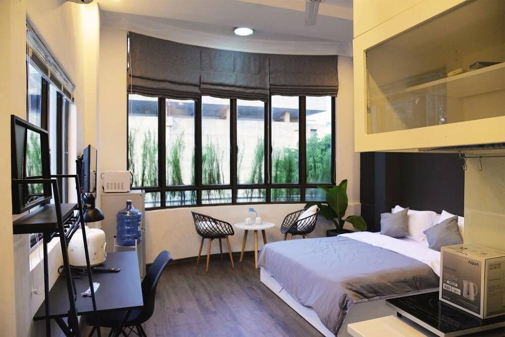 Wofox Apartment - Khách sạn giá rẻ ở quận 1