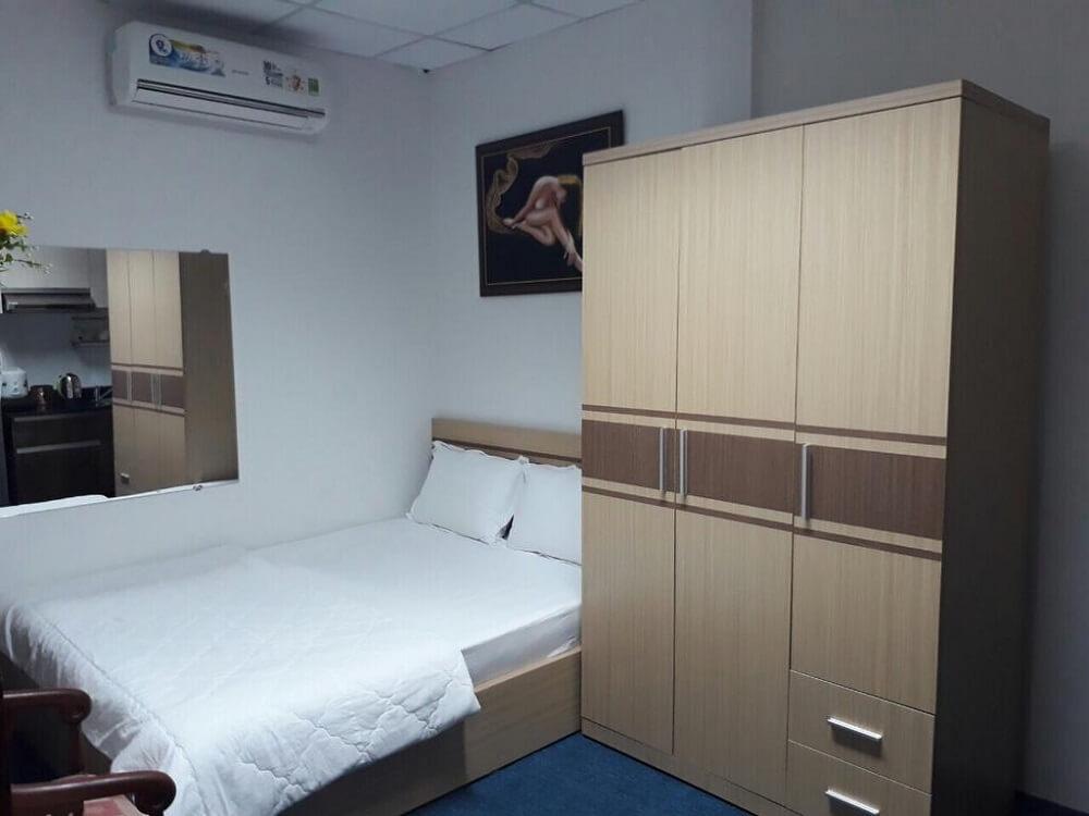 Saigonparis Hotel - Khách sạn giá rẻ ở quận 1