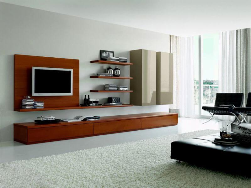 Bộ sưu tập các mẫu kệ tivi đẹp mà bạn nên tham khảo - 8