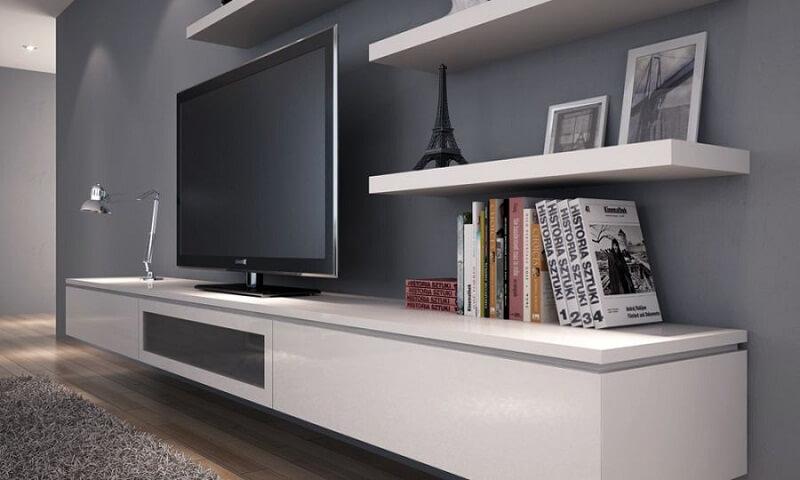 Bộ sưu tập các mẫu kệ tivi đẹp mà bạn nên tham khảo - 5