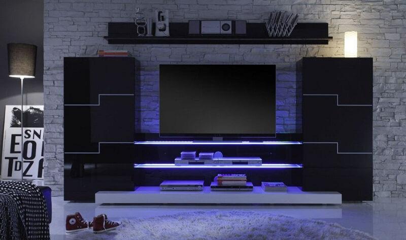 Bộ sưu tập các mẫu kệ tivi đẹp mà bạn nên tham khảo - 4