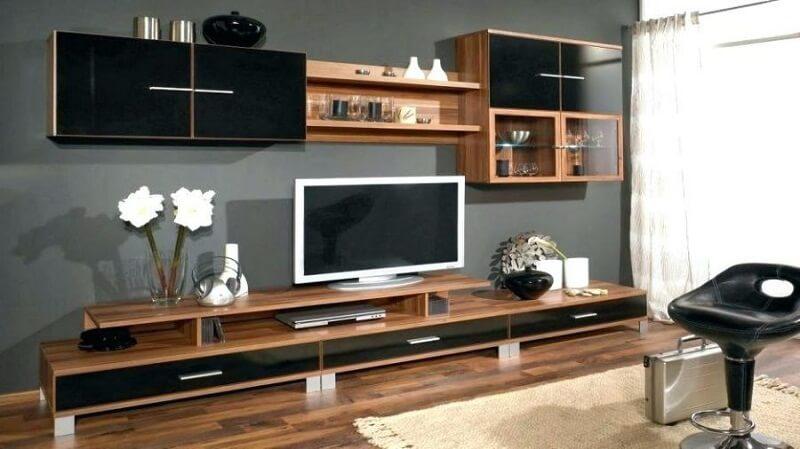 Bộ sưu tập các mẫu kệ tivi đẹp mà bạn nên tham khảo - 3