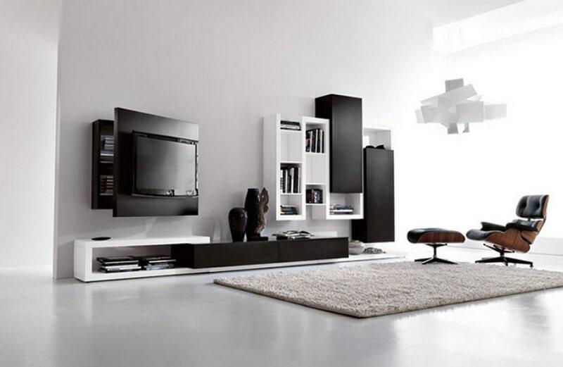 Bộ sưu tập các mẫu kệ tivi đẹp mà bạn nên tham khảo - 2