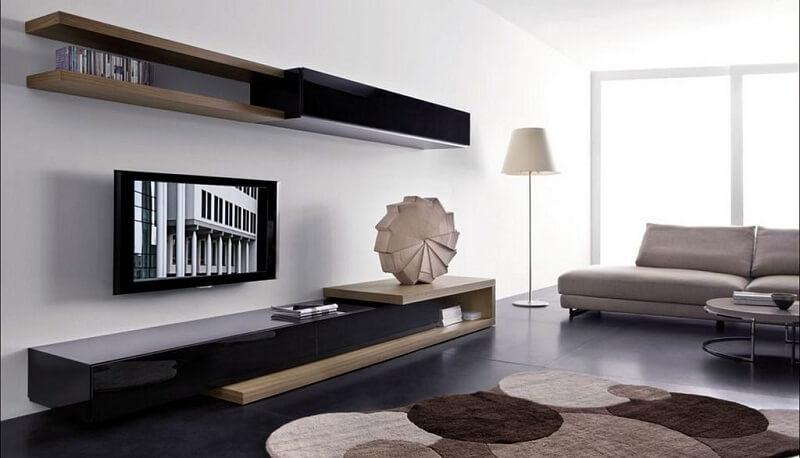 Bộ sưu tập các mẫu kệ tivi đẹp mà bạn nên tham khảo - 13