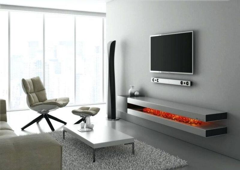 Bộ sưu tập các mẫu kệ tivi đẹp mà bạn nên tham khảo - 12