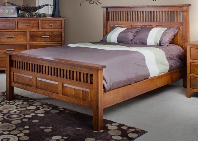 Kiểu giường đẹp