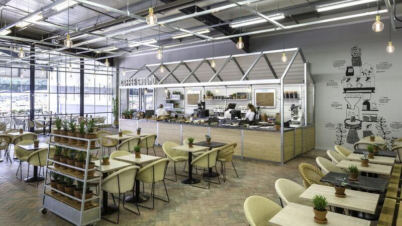 Thiết kế quán cafe độc đáo, sáng tạo, vạn người mê