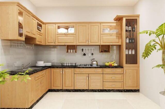 Những ý tưởng thiết kế tủ bếp đẹp cho không gian phòng bếp - 1