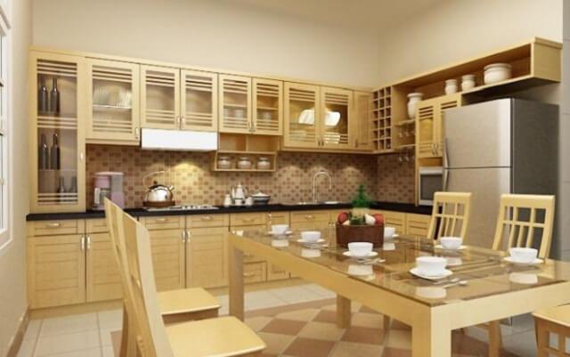 Những ý tưởng thiết kế tủ bếp đẹp cho không gian phòng bếp - 3