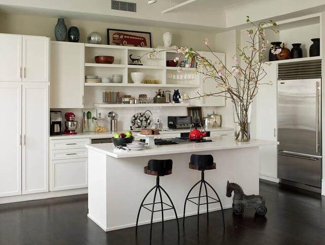 Những ý tưởng thiết kế tủ bếp đẹp cho không gian phòng bếp - 4