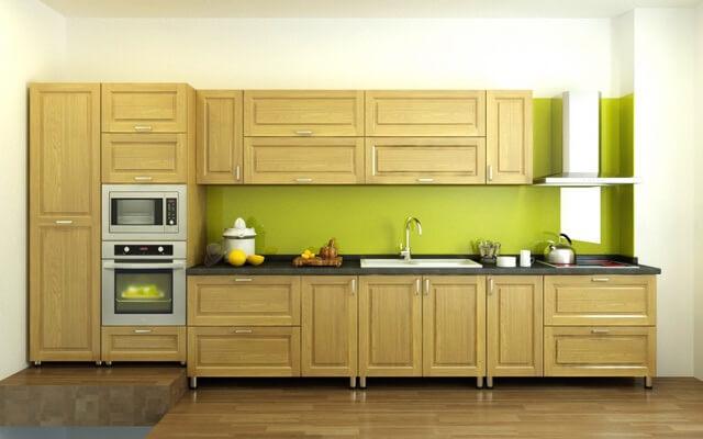Những ý tưởng thiết kế tủ bếp đẹp cho không gian phòng bếp - 7