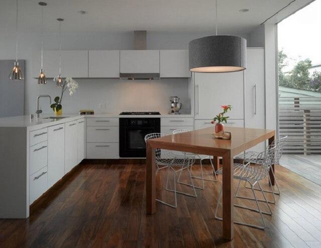 Những ý tưởng thiết kế tủ bếp đẹp cho không gian phòng bếp - 9