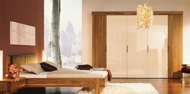 Thiết kế phòng ngủ bằng chất liệu gỗ như thế nào cho hợp lý? - 10