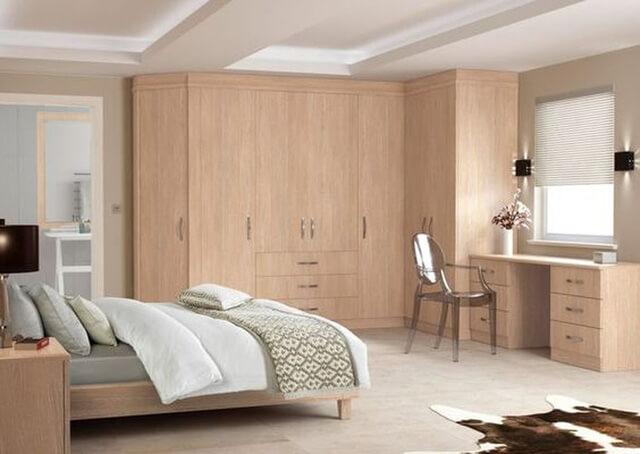 Thiết kế phòng ngủ bằng chất liệu gỗ như thế nào cho hợp lý? - 13