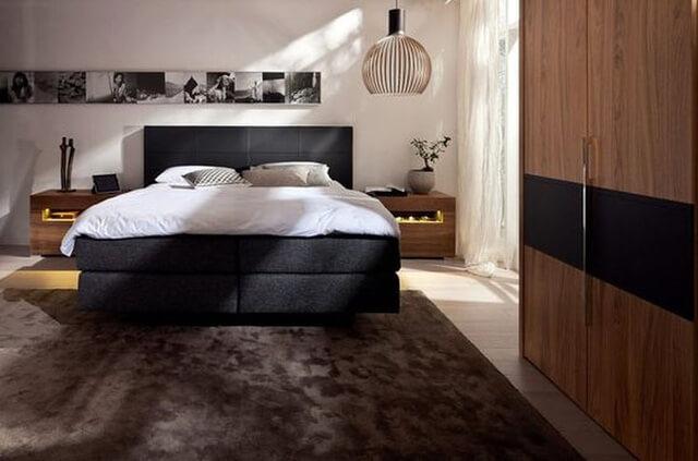 Thiết kế phòng ngủ bằng chất liệu gỗ như thế nào cho hợp lý? - 15