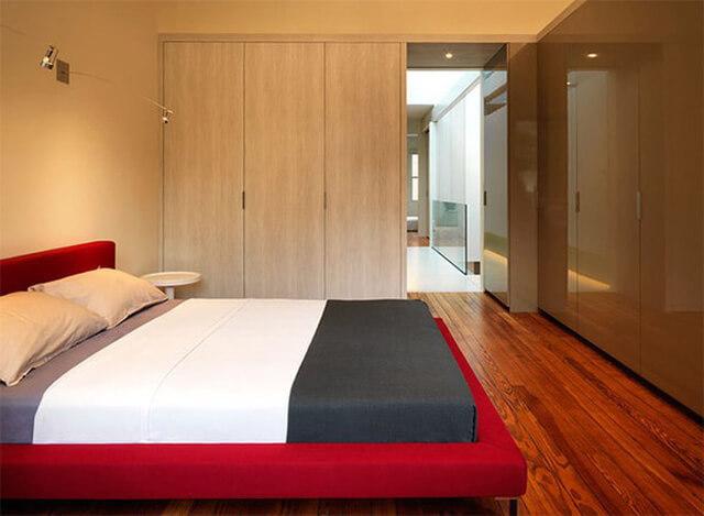 Thiết kế phòng ngủ bằng chất liệu gỗ như thế nào cho hợp lý? - 2