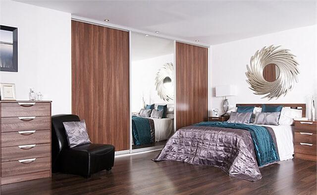 Thiết kế phòng ngủ bằng chất liệu gỗ như thế nào cho hợp lý? - 3