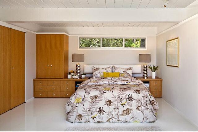 Thiết kế phòng ngủ bằng chất liệu gỗ như thế nào cho hợp lý? - 5