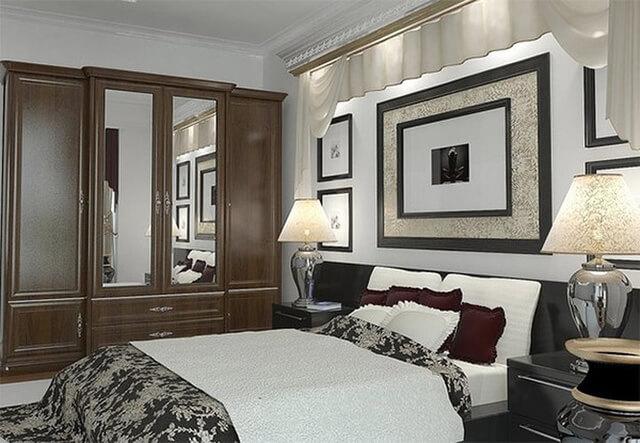 Thiết kế phòng ngủ bằng chất liệu gỗ như thế nào cho hợp lý? - 6