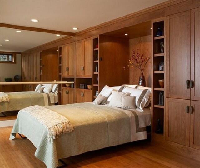 Thiết kế phòng ngủ bằng chất liệu gỗ như thế nào cho hợp lý? - 7