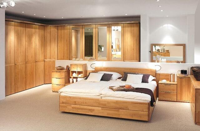 Thiết kế phòng ngủ bằng chất liệu gỗ như thế nào cho hợp lý? - 8