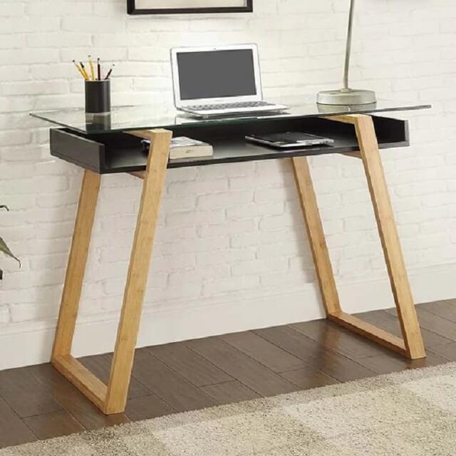 Tổng hợp các mẫu bàn làm việc cho các không gian nhà chật hẹp - 1