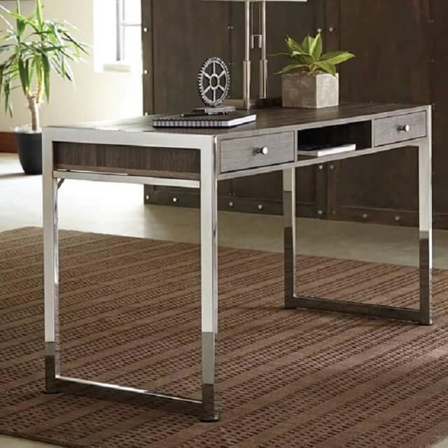 Tổng hợp các mẫu bàn làm việc cho các không gian nhà chật hẹp - 4