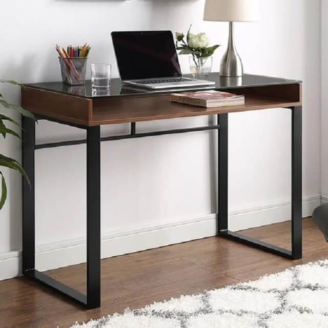 Tổng hợp các mẫu bàn làm việc cho các không gian nhà chật hẹp - 8