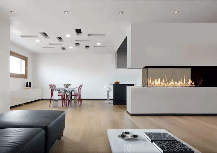 Thu hút mọi người chú ý từ sự tối giản - Phòng khách đẹp