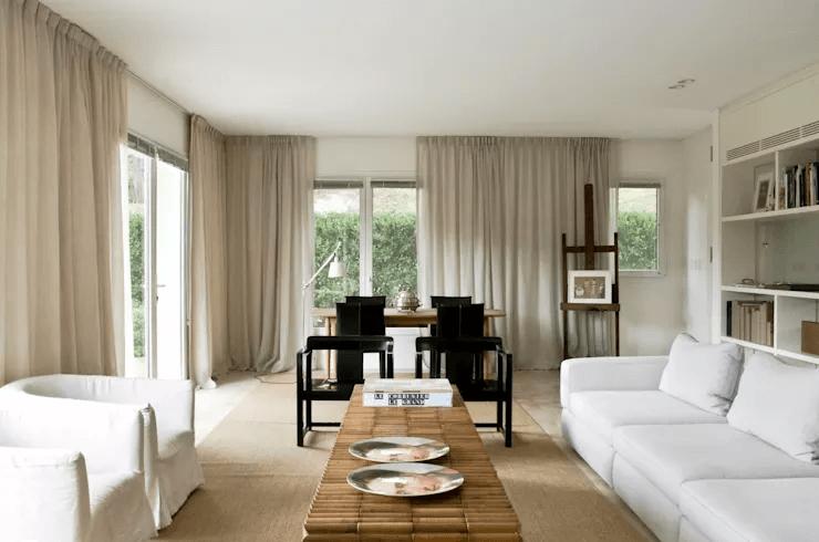 Đơn giản và tối giản - Phòng khách đẹp