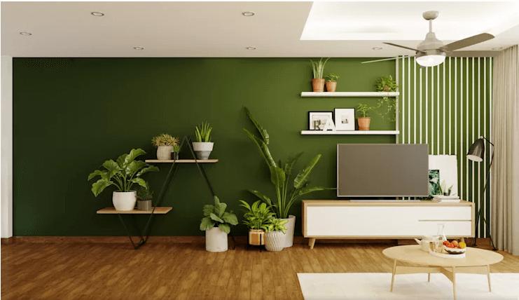 Làm bạn với thiên nhiên - Phòng khách đẹp