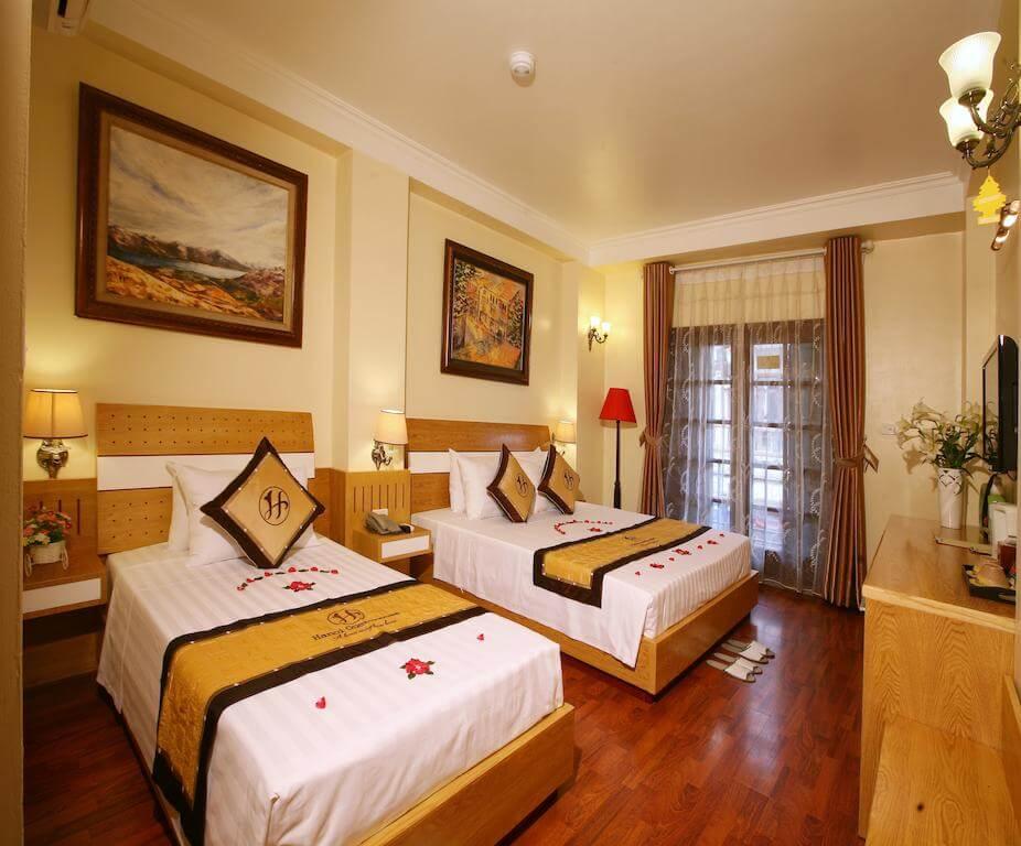 Hanoi Guest House - Khách sạn 2 sao Hà Nội