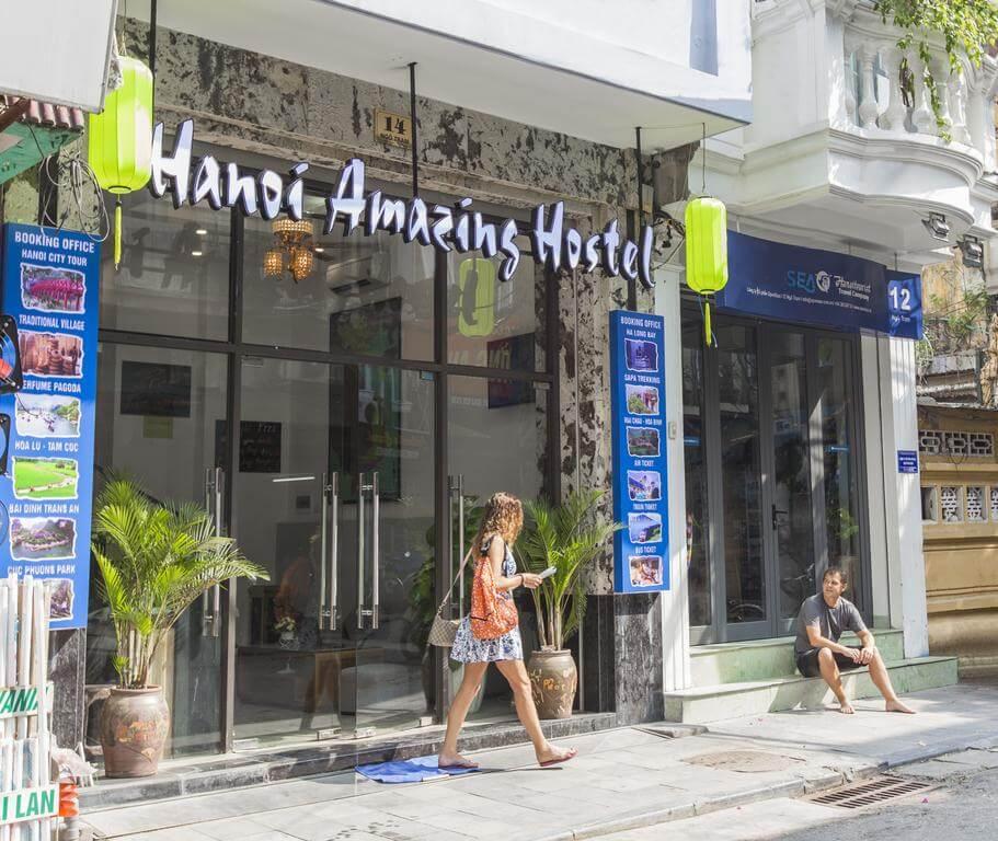 Hanoi Amazing Hostel - Khách sạn 2 sao Hà Nội