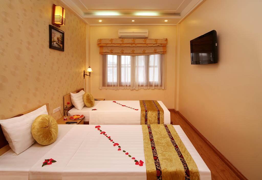 Hanoi Culture Hostel - Khách sạn 2 sao Hà Nội