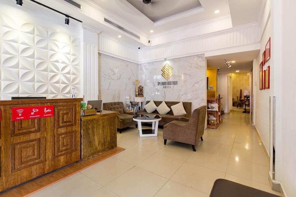 OYO 110 Splendid Boutique Hotel - Khách sạn 2 sao Hà Nội