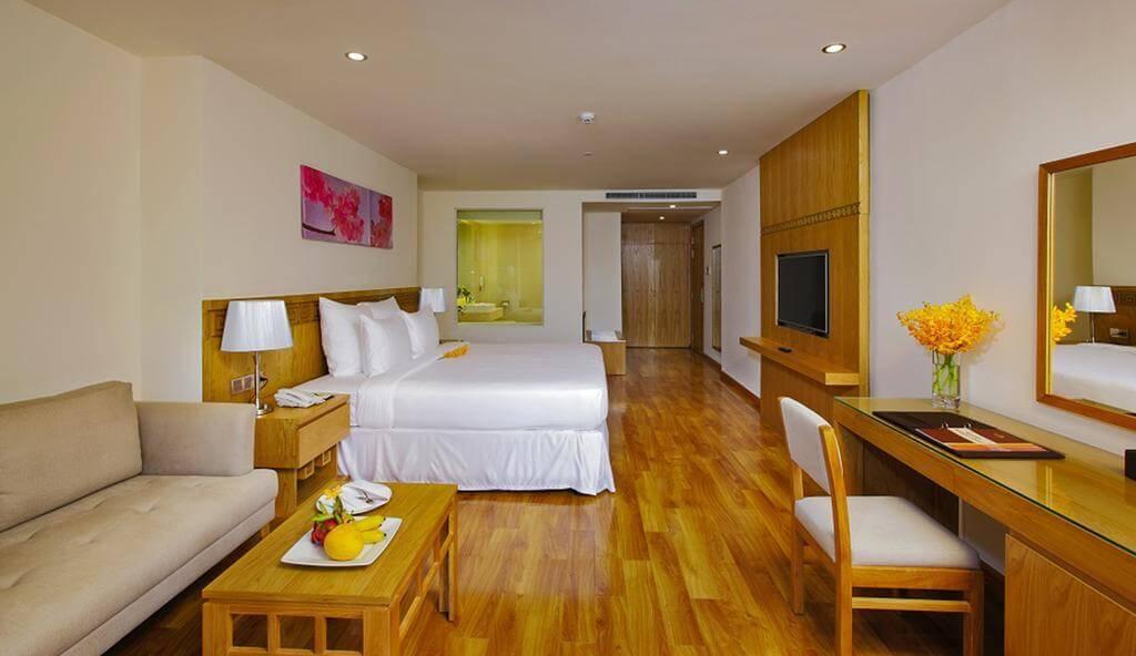 Rosaka Nha Trang Hotel - Khách sạn Nha Trang giá rẻ gần biển