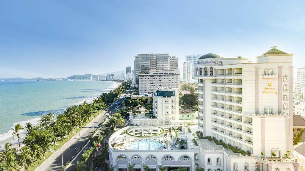 Sunrise Nha Trang Beach Hotel & Spa - Khách sạn Nha Trang giá rẻ gần biển