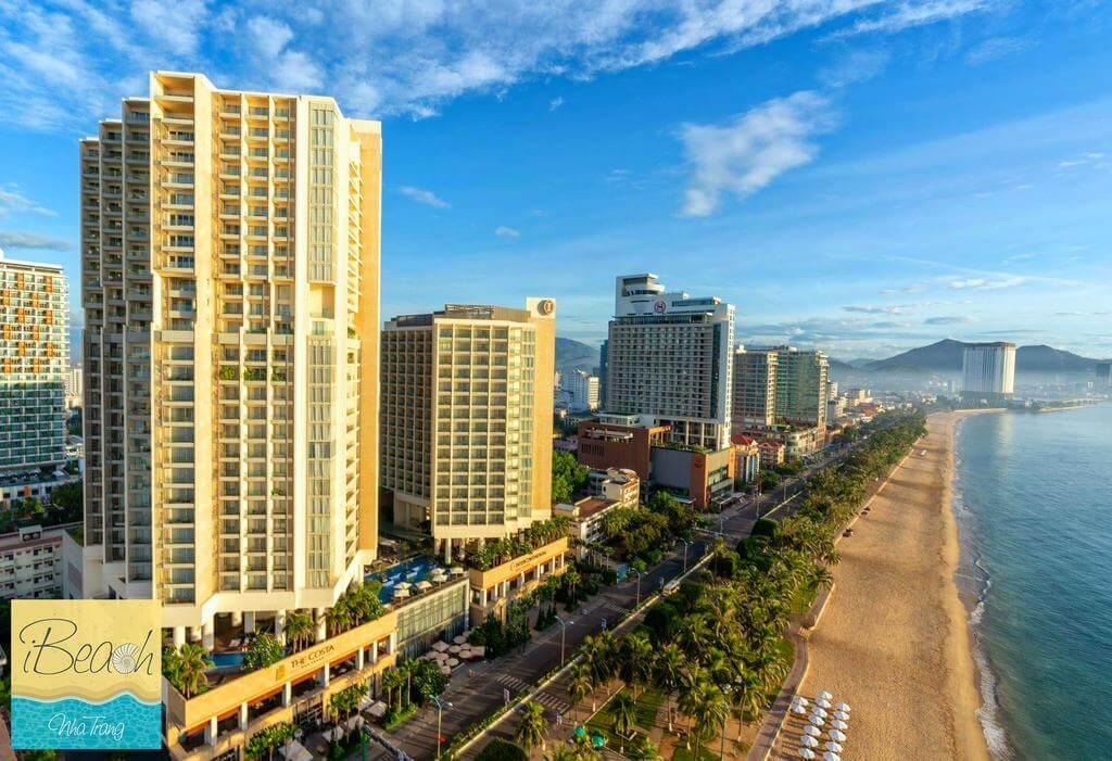 iBeach Seaview Centre Apartment - Khách sạn Nha Trang giá rẻ gần biển