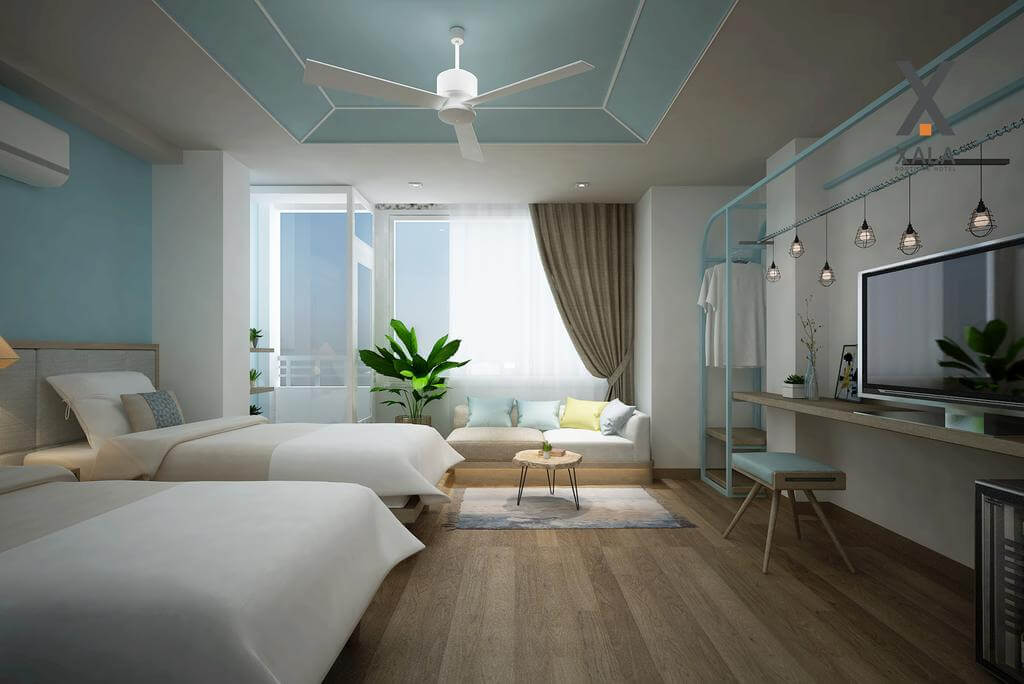 Xala Boutique Hotel - Khách sạn Nha Trang giá rẻ gần biển