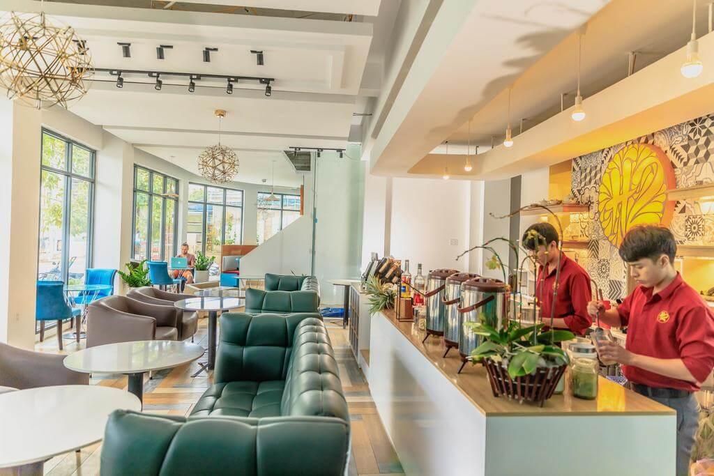 H2 Tea & Apartment - Khách sạn Nha Trang giá rẻ gần biển