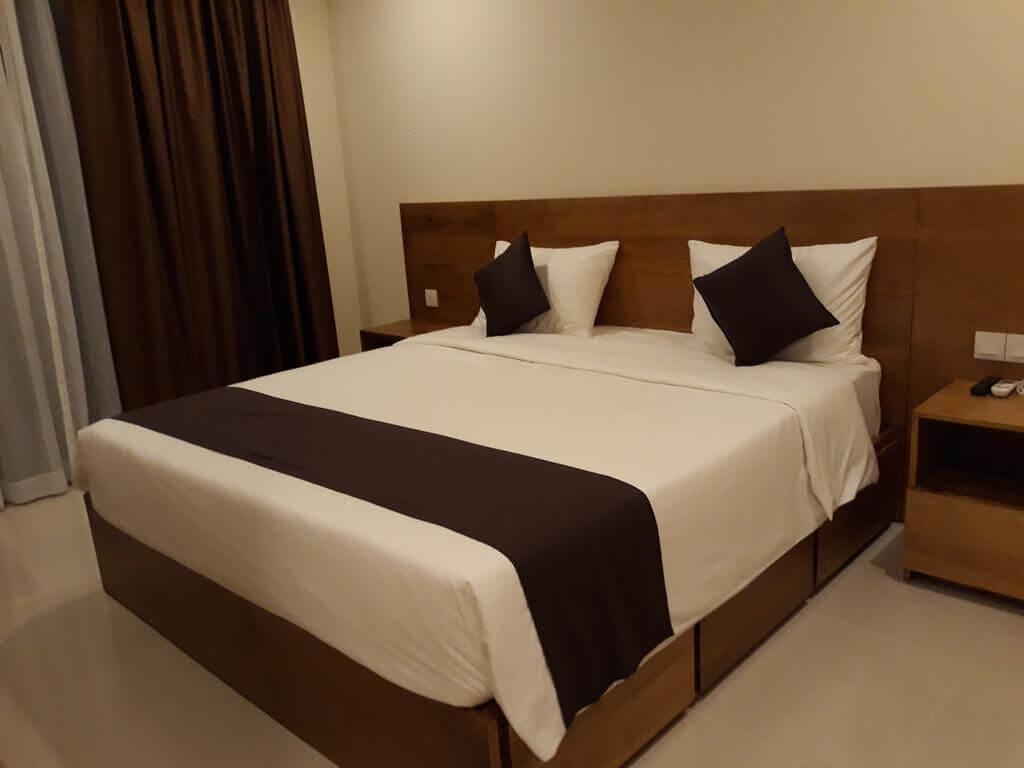 Nha Trang Central Beach Apartment - Khách sạn Nha Trang giá rẻ gần biển