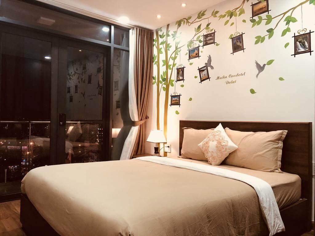 Maika Condotel Dalat - Khách sạn trung tâm Đà Lạt