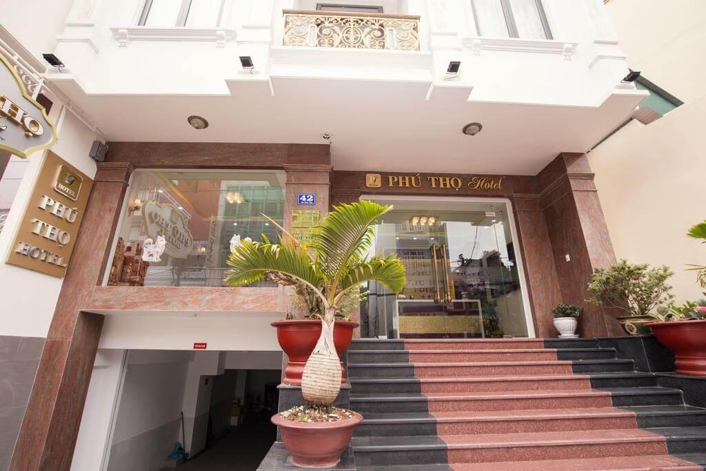Phu Tho Da Lat Hotel - Khách sạn trung tâm Đà Lạt