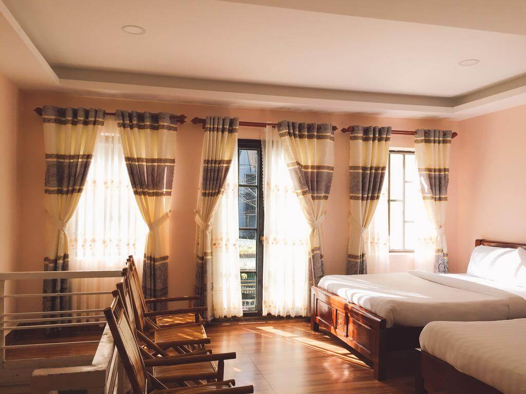 Lan Phuc House - Khách sạn trung tâm Đà Lạt