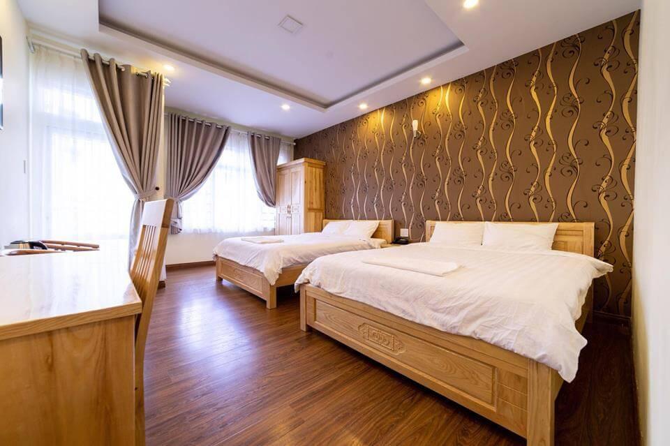 Minh Anh Hostel - Khách sạn trung tâm Đà Lạt
