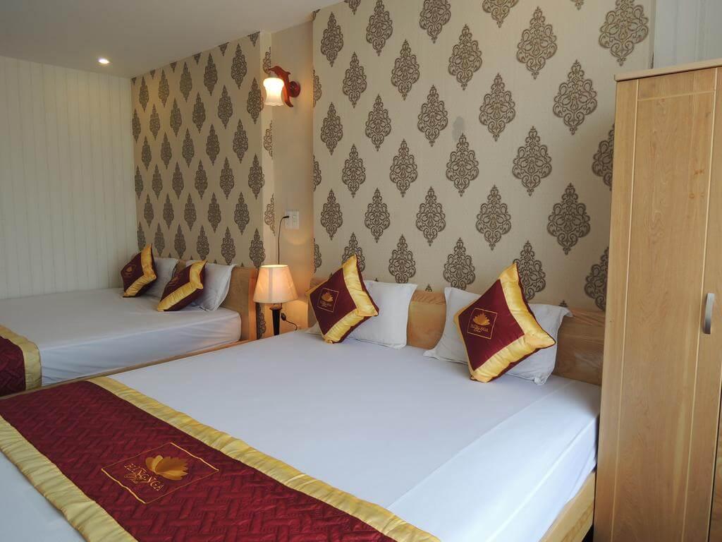 Hang Nga 1 Hotel - Khách sạn trung tâm Đà Lạt