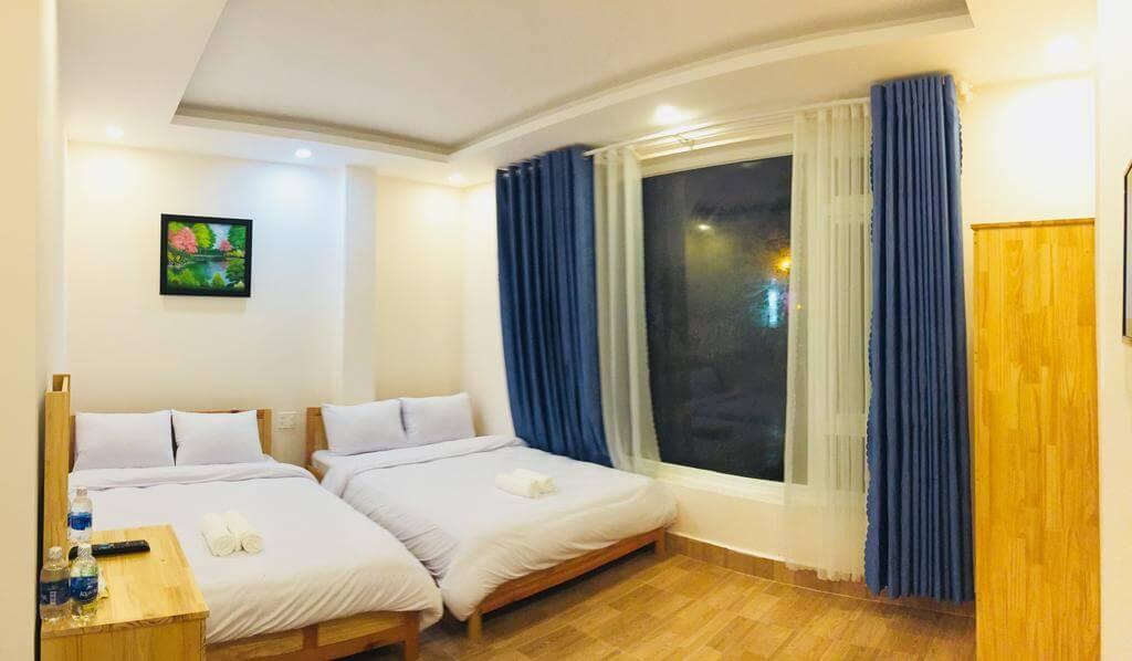 House Uyen Thanh - Khách sạn trung tâm Đà Lạt