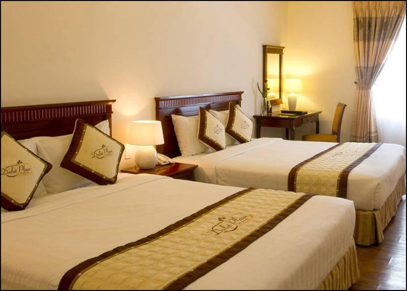 Dalat Plaza Hotel - Khách sạn ngay chợ Đà Lạt
