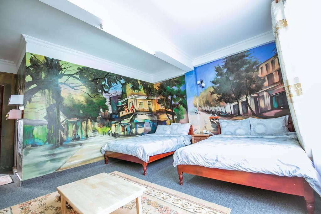 Ken's House Backpackers - Downtown 2 - Khách sạn ngay chợ Đà Lạt